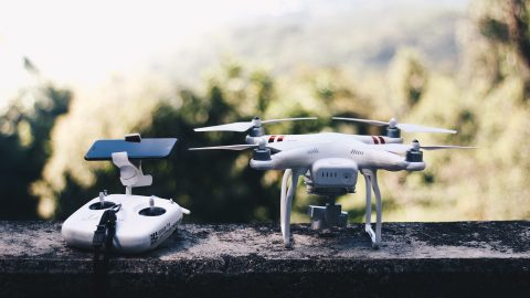 Object Detection on Drone Imagery using Deep learning