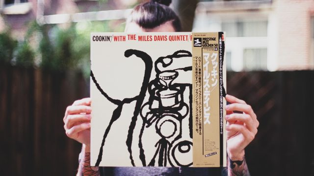 The History of Jazz in Ten 7-Inch Vinyl Records